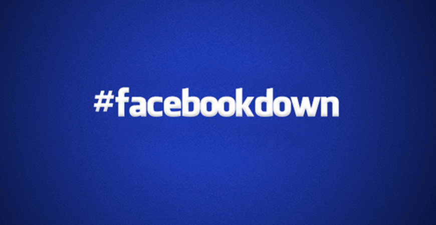2ech» Facebook Is Not Working And Signing Thousands Of Users Out ...